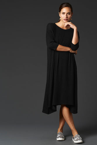 Lavaux Dress BLACK