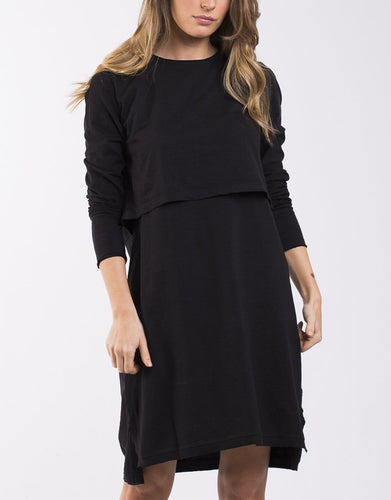 Foxwood Highline Dress BLACK