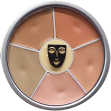 Load image into Gallery viewer, Concealer Wheel by Kryolan Cosmetics - Super Powerful TV Strength Concealer