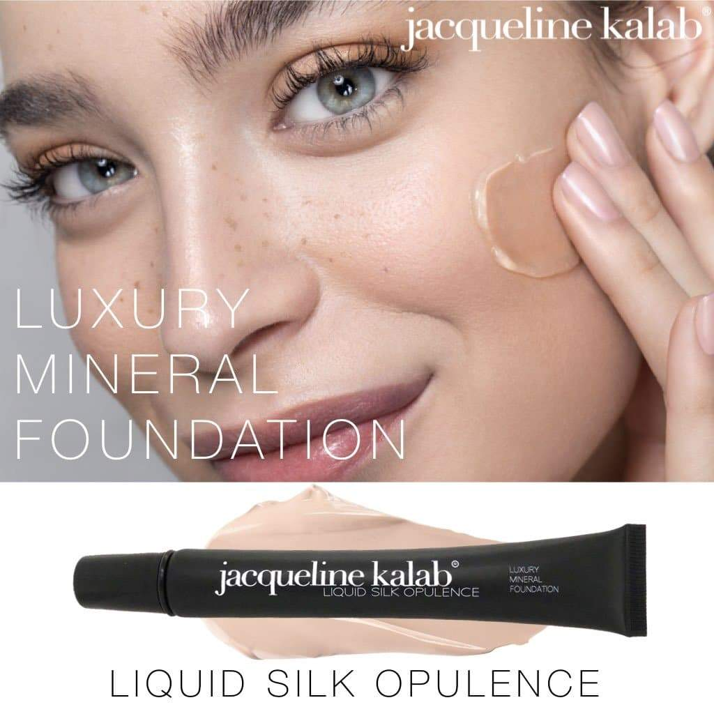 Liquid Silk Opulence - Luxury Mineral Foundation, by Jacqueline Kalab - Long Awaited - MyMakeup.Store by Jacqueline Kalab
