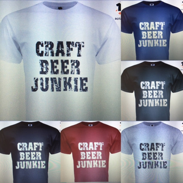 CRAFT BEER JUNKIE