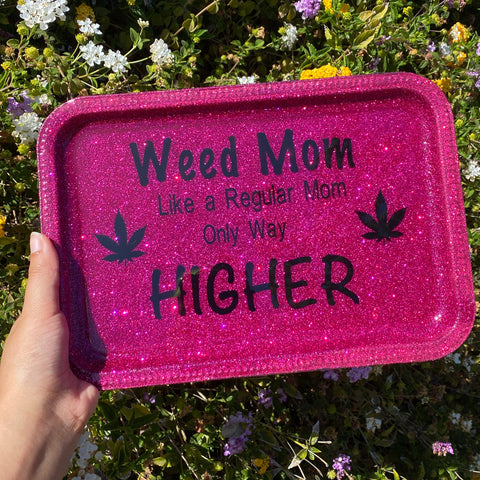 Mean girls themed Rolling Tray