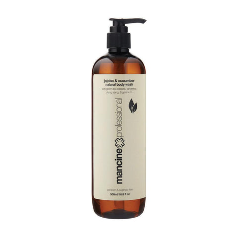 Mancine Tea Tree Face & Body Wash (33.81 fl oz)