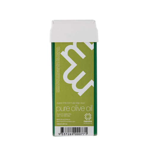Mancine Roll-On Wax: Pure Olive Oil