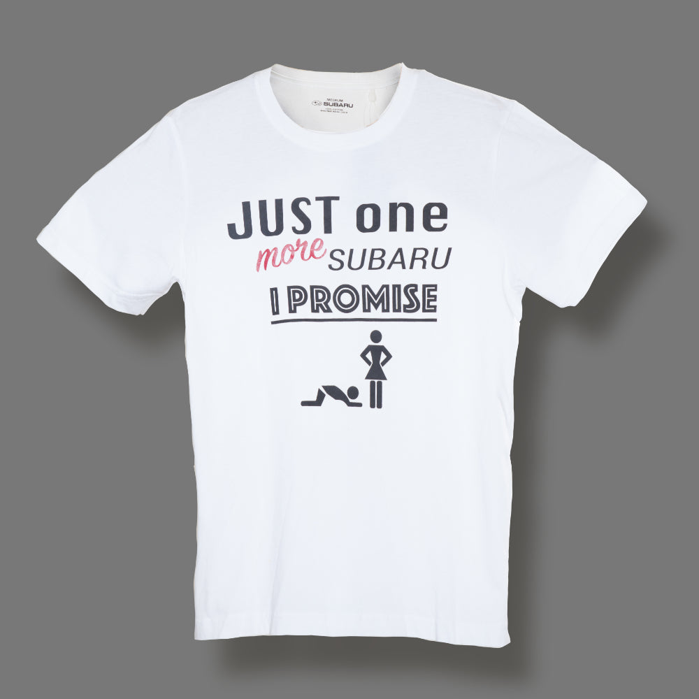 "Subaru ""Just One More Subaru"" Tee (Unisex)"