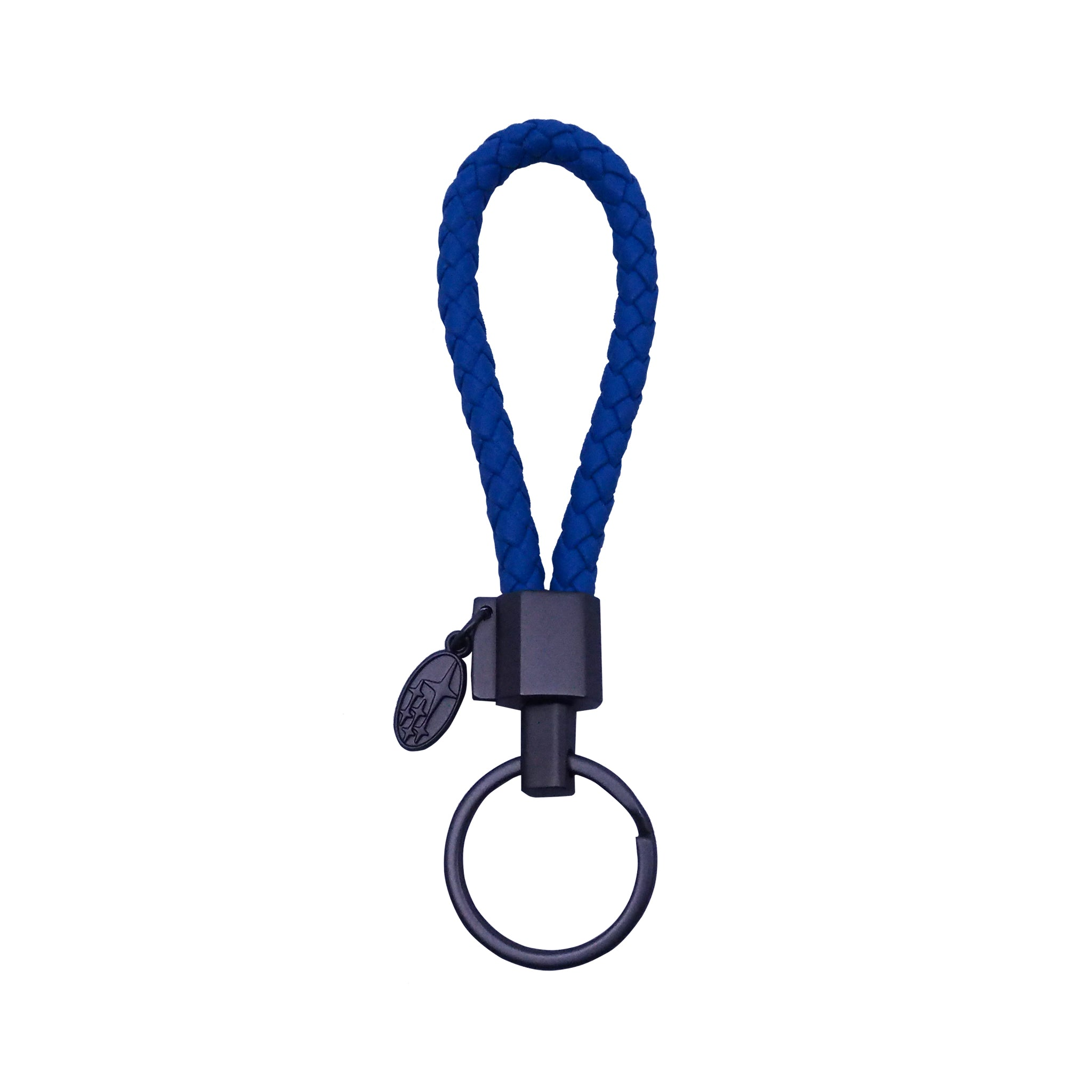 Subaru Braided Rope Keychain