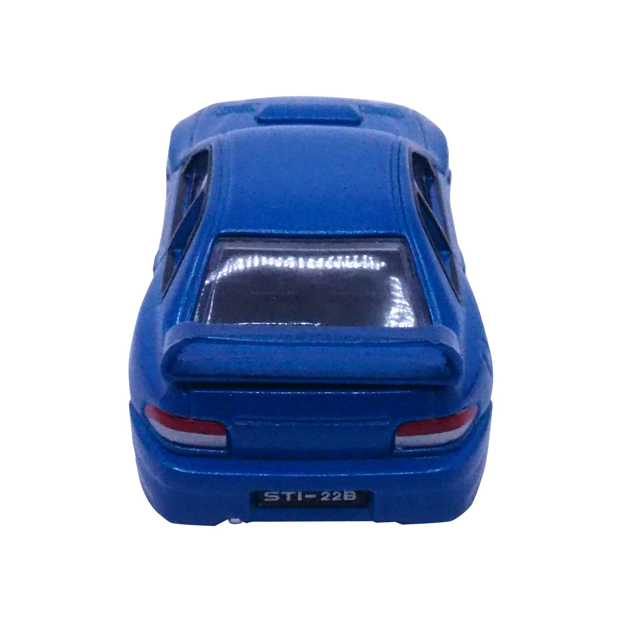 Subaru STI Diecast Model Car 1998