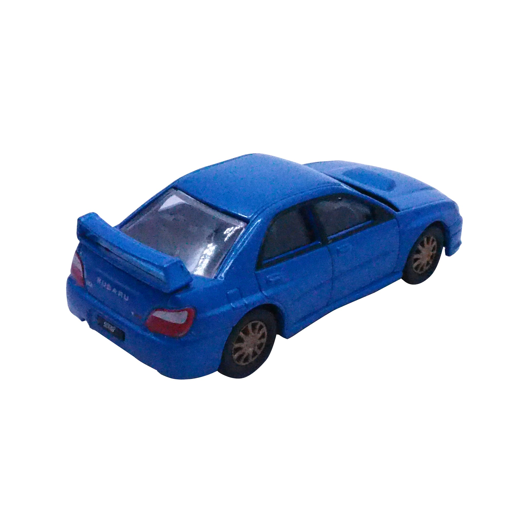 Subaru STI Diecast Model Car 2003