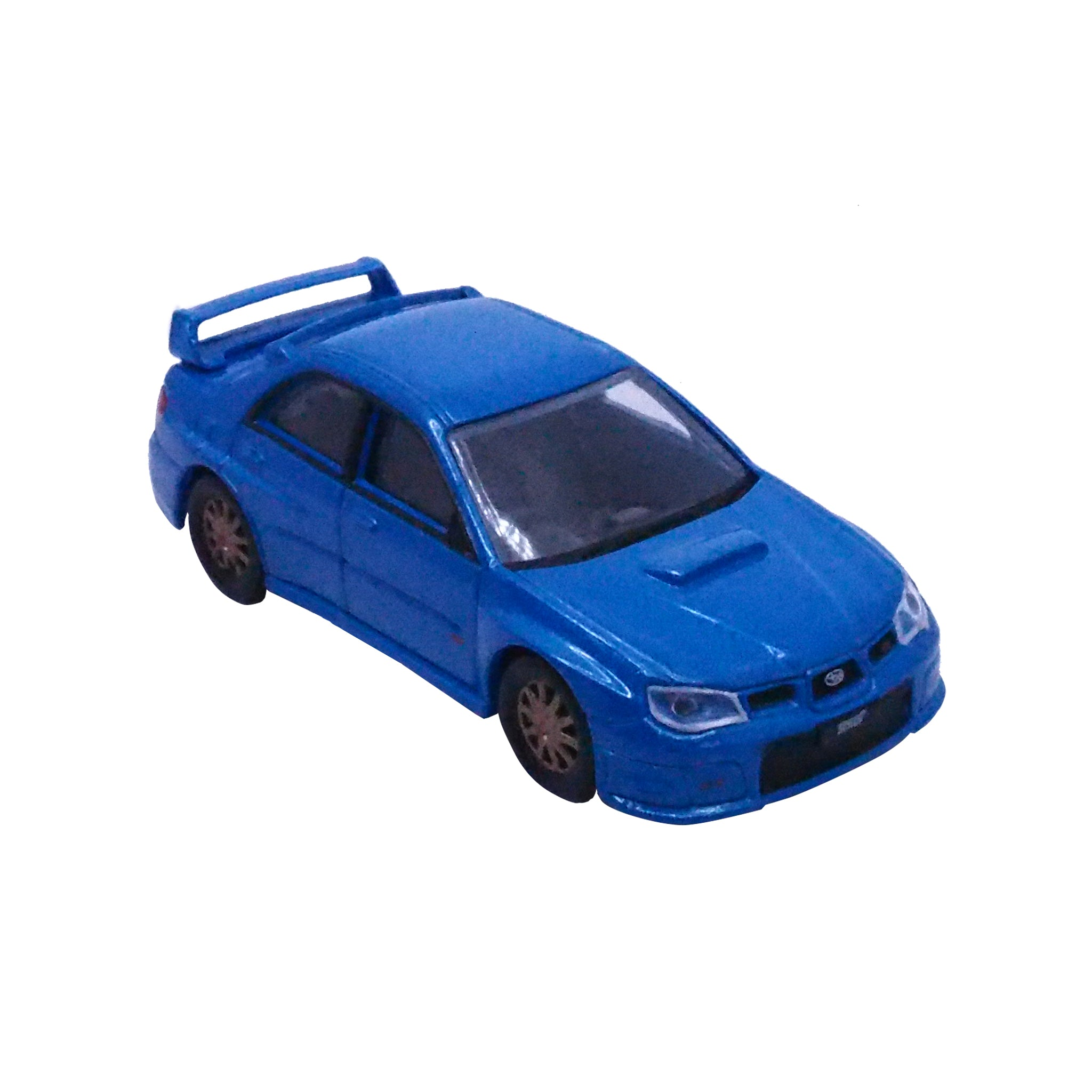 Subaru STI Diecast Model Car 2005