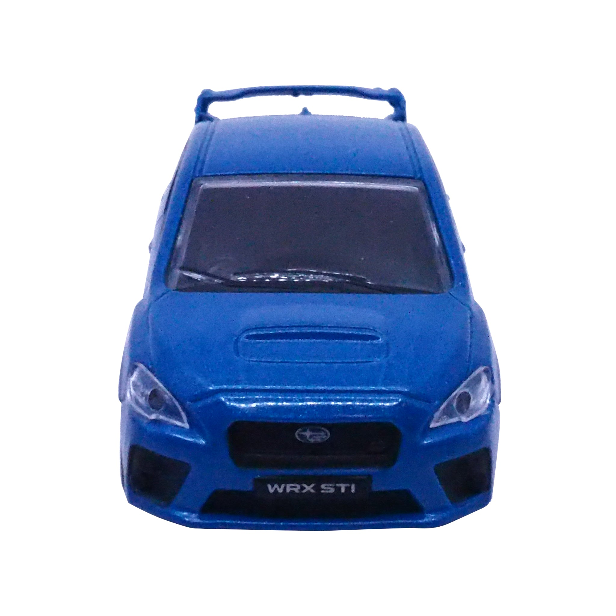 Subaru STI Diecast Model Car 2014