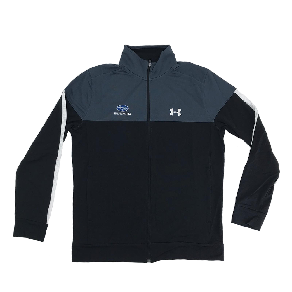 Subaru Under Armour - Sportstyle Pique Track Jacket (Mens)