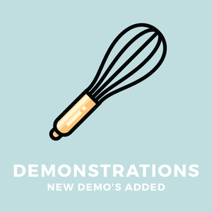 Demonstrations Added!