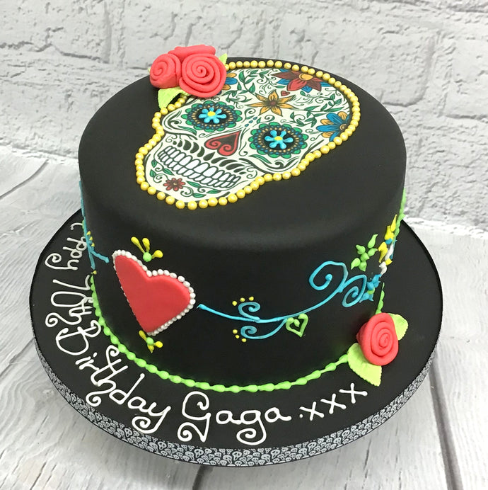 Day of the Dead cake workshop - Saturday 24th October