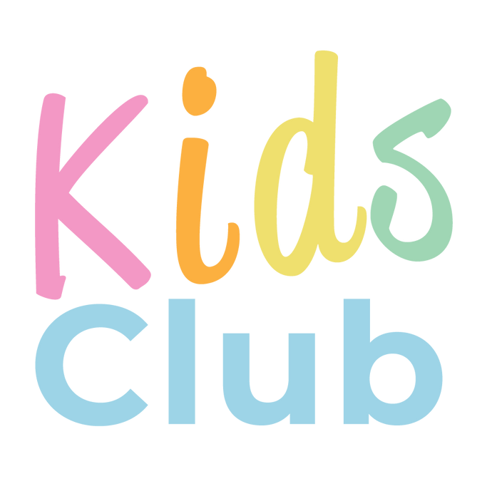 Kids Club - Saturday 9th May