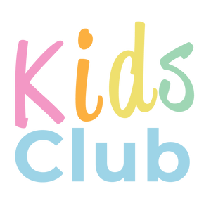 Kids Club - Saturday 14th March