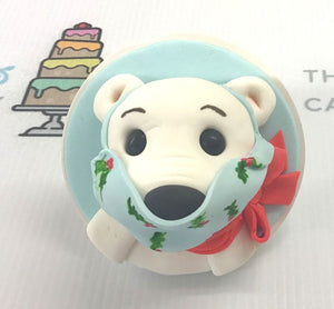Cake topper workshop - Polar Bear Sunday 13th December