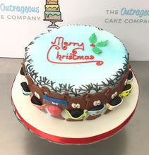 How to workshop - Decorate your Own Novelty Christmas Cake Wednesday 16th December