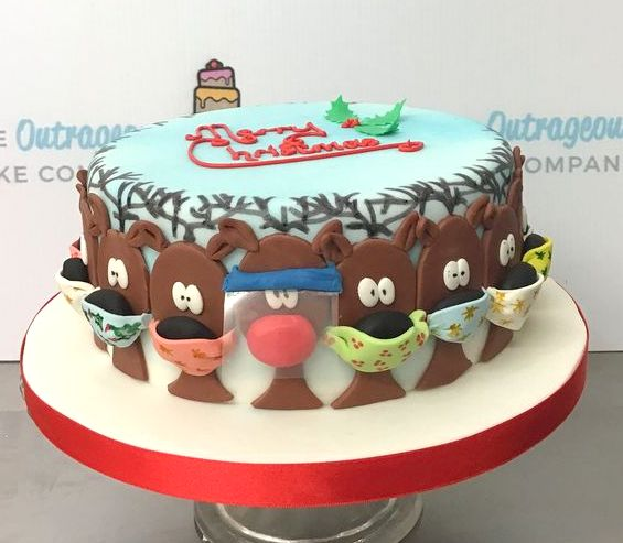 How to workshop - Decorate your Own Novelty Christmas Cake Sunday 20th December