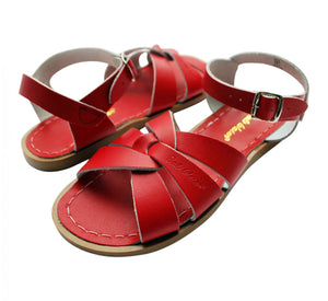 Salt Water Sandal original red