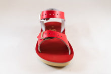 Salt Water Sandal surfer red