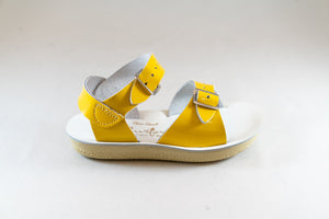 Salt Water Sandal surfer Shiny Yellow