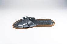 Salt Water Sandal slide Pewter