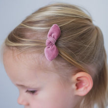 Verity Velvet Clips