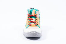 Ocra multicolor bottine met Vibram zool