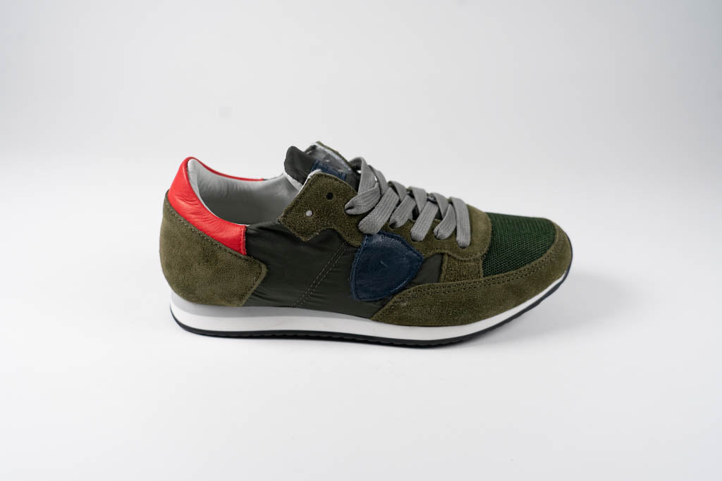 Philippe Model sneaker Mondial Militaire