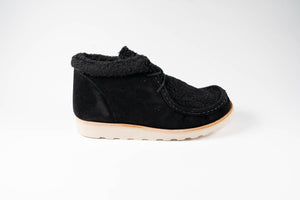 Young Soles Joey boot zwart