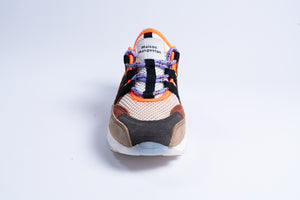 Maison Mangostan sneaker kumquat orange