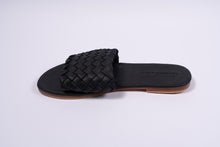 Scandic Gypsy Woven slide black