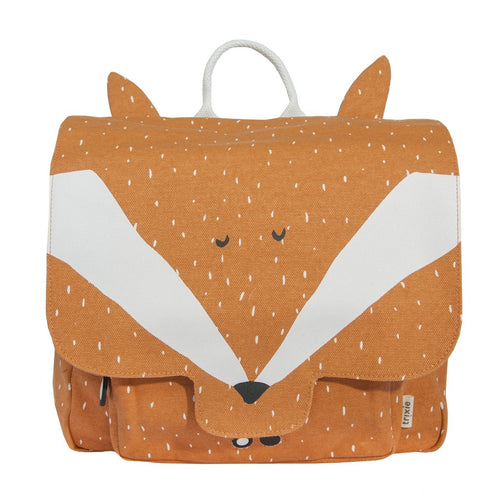 Trixie boekentas Mr. Fox
