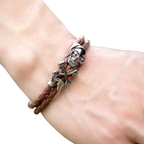 Bracelet Cross and Bones