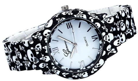 Montre Skull Fantômes Pirates