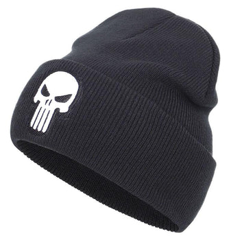 Bonnet Tête de Mort Punisher