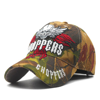 casquette-militaire-skull-choppers