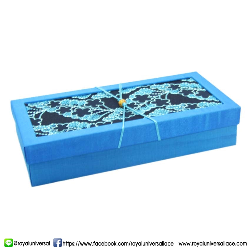 KANWAL: Gift Box in Blue