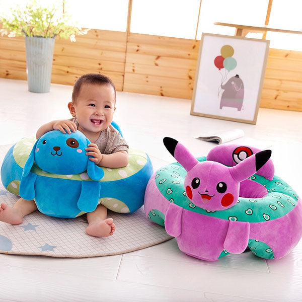 Baby Seat - Cute Animal Design Baby Support Sofa Chair – WOWM