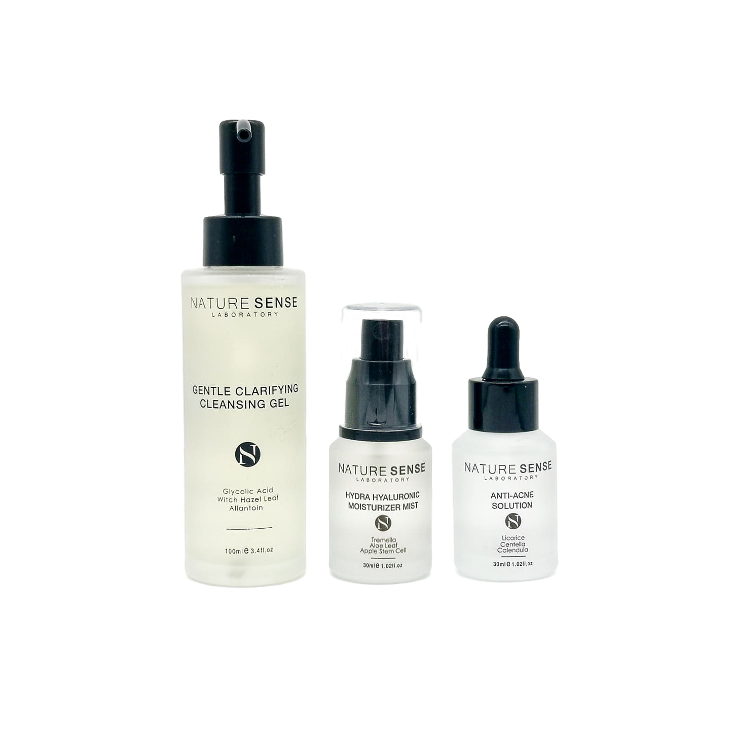 Collection : ANTI-ACNE TREATMENT SET