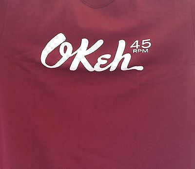 OKEH - NORTHERN SOUL - 100% COTTON T-SHIRT