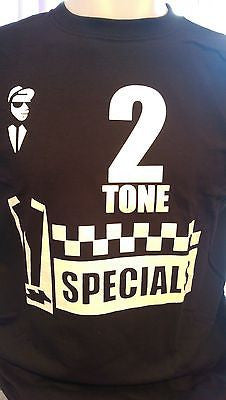 2 TONE- SPECIALS - 100% COTTON T-SHIRT