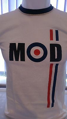 MALE - MOD (TARGET) 100% COTTON T-SHIRT