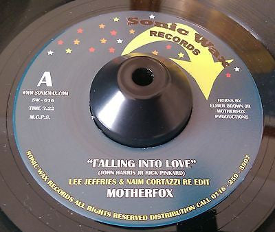 MOTHERFOX - FALLING INTO LOVE - NORTHERN - MODERN SOUL