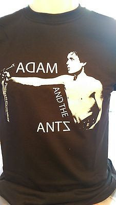 ADAM AND THE ANTS - 100% COTTON T-SHIRT