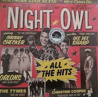 HERE COME THE NIGHT OWL - CAMEO PARKWAY NORTHERN SOUL (Vinyl Lp)