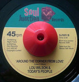 LOU WILSON & TODAYS PEOPLE -  SETTLE DOWN (SOUL JUNCTION) Mint Condition