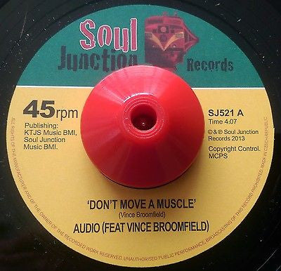 AUDIO - DON'T MOVE A MUSCLE (SOUL JUNCTION) Mint Condition