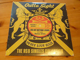 RED HOT RHYTHM AND BLUES - NORTHERN SOUL LP
