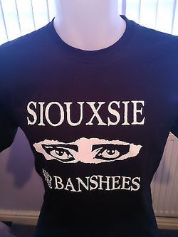 SIOUXSIE AND THE BANSHEES - COTTON T-SHIRT